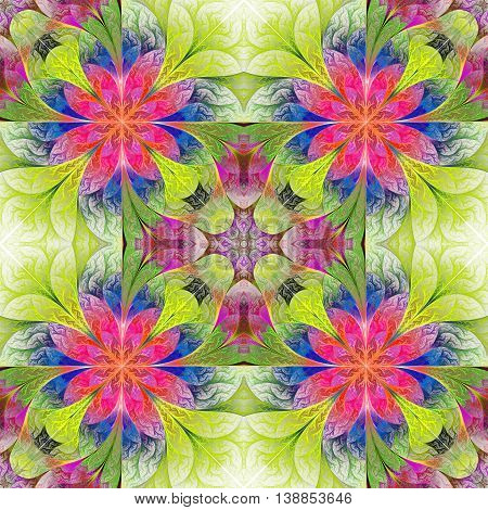 Fabulous background in mosaic style. You can use it for invitations notebook covers phone case postcards cards wallpapers and so on. Artwork for creative design art and entertainment.