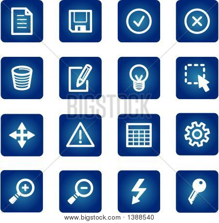 Interface Icons Set