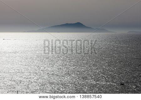 Landscape From Piano Di Sorrento