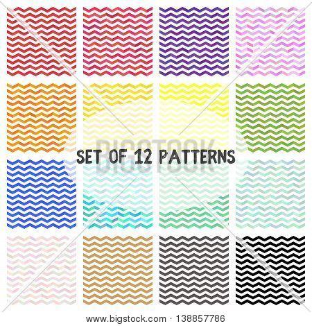 12 Patterns