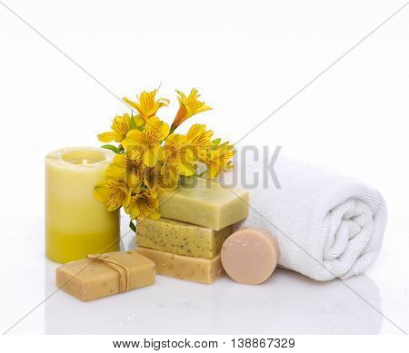 Spa setting Background