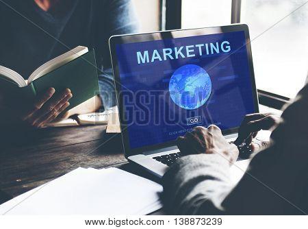 Global Business Worldwide Assessment Concept