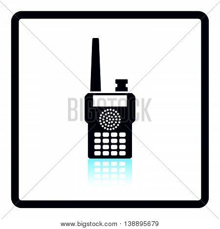 Portable Radio Icon