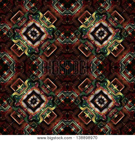 Futuristic mosaic diagonal background. You can use it for invitations notebook covers phone case postcards cards wallpapers and so on. Artwork for creative design art and entertainment.