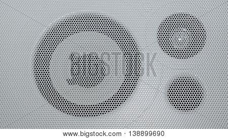 Speaker Mesh