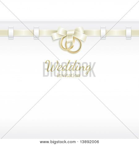 Wedding header background
