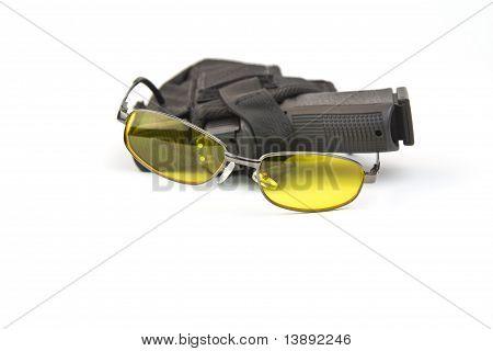 Pistol Glasses