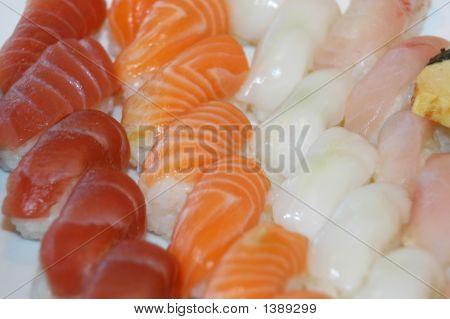 Sushi Close Up 3