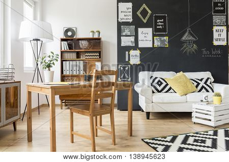 Wooden Types Of Furniture Make This Place Stylish