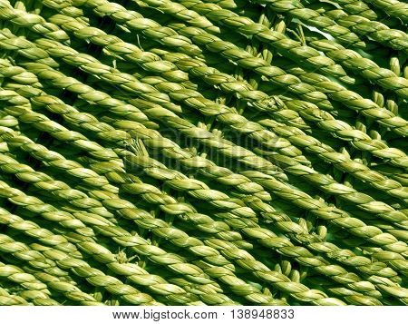 Abstract Wicker Baslet Texture.
