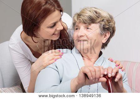 Her Mum Is Her Best Friend