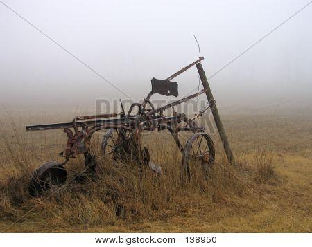 Antique Plow