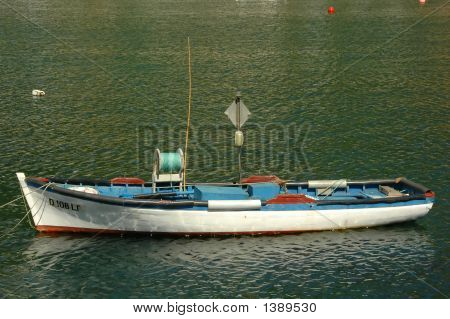Azores Wood Boat