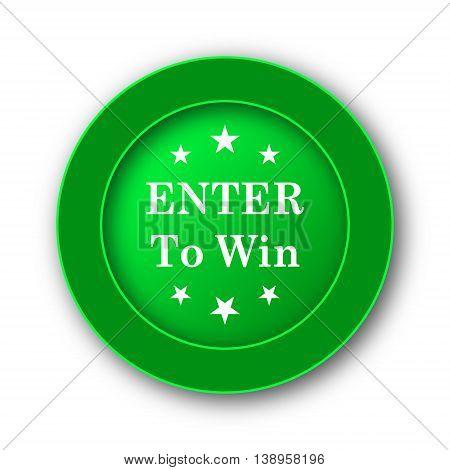enter to win icon - photo #13