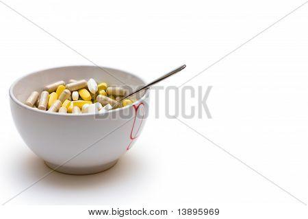 Pill breakfast