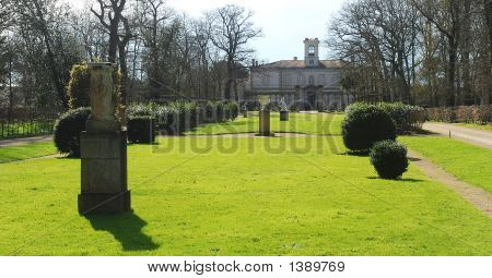 Italian Style Mansion