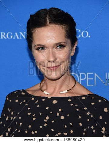 LOS ANGELES - JUL 14:  Katie Aselton arrives to the