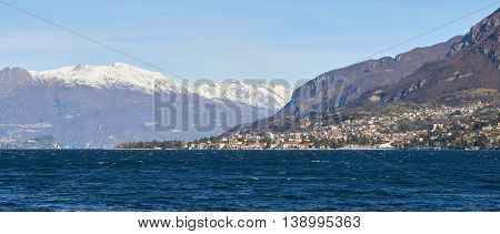 Landscape Of Lake Como