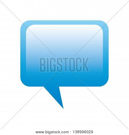 vector dialog, speech bubble, isolated vector  illustration