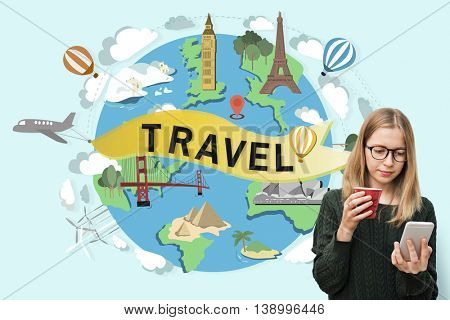 Travel Traveling Vacation Holiday Journey Adventure Concept