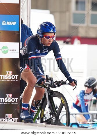 Mathilde Favre - Junior Women Time Trial