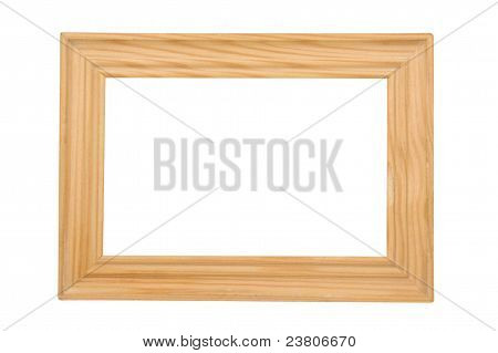 Picture wooden frame