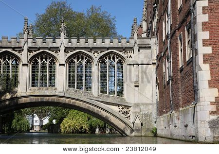 Bridge Of Sighs - Cambridge England