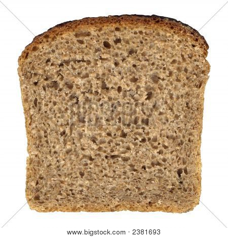 Slice Of Rye-Bread