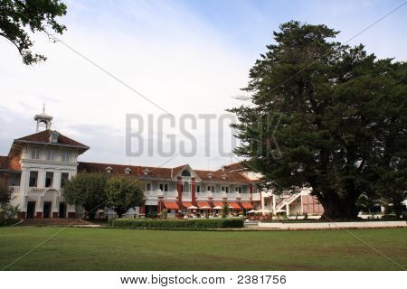 Antsirabe And The Hotel Des Thermes