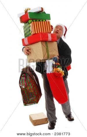 Christmas Gift Overload