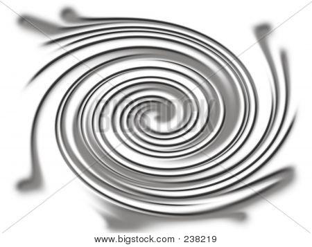 Grey Twirl