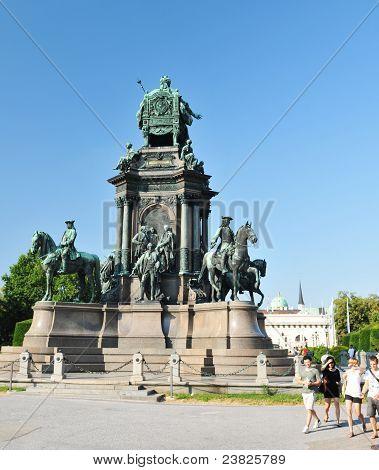 Vienna historical center