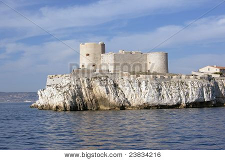 If Island In Front Of Marseille