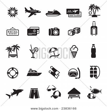 Signs. Vacation, Travel & Recreation.