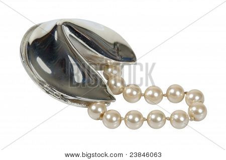 Pearls In Fortune Cookie