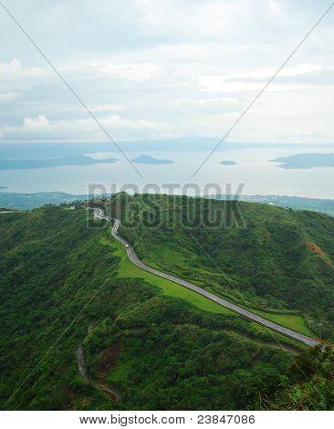Mountain Ridge Road Way