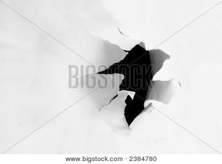 Side Hole