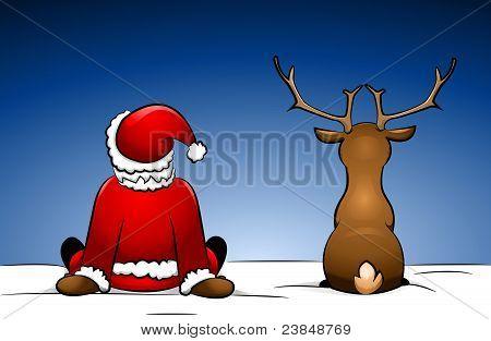 Santa and