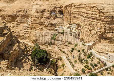 The Greek Orthodox Monastery Of