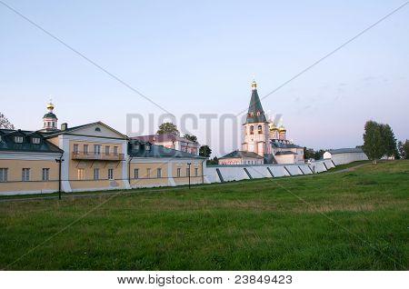 Iversky Svyatoozersky Virgin Monastery