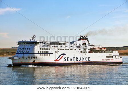 Sea Port entry