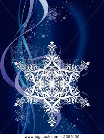 The Snowflake.Eps