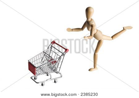 Running After Cart