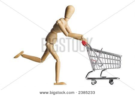 Running With Cart