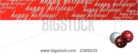 Holiday Banner.Eps