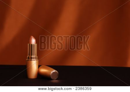 Lipstick In Warm Tones