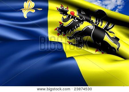 Flemish Community Commission Flag