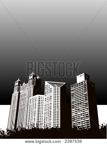 Buildingsgrass