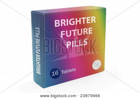 Brighter Future Inspiration Aid.