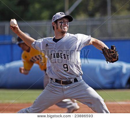 Senior League Baseball World Series 2011 Righthander